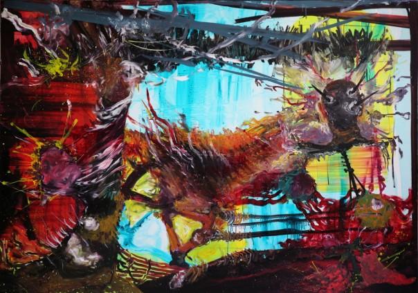Cristine Guinamand peinture